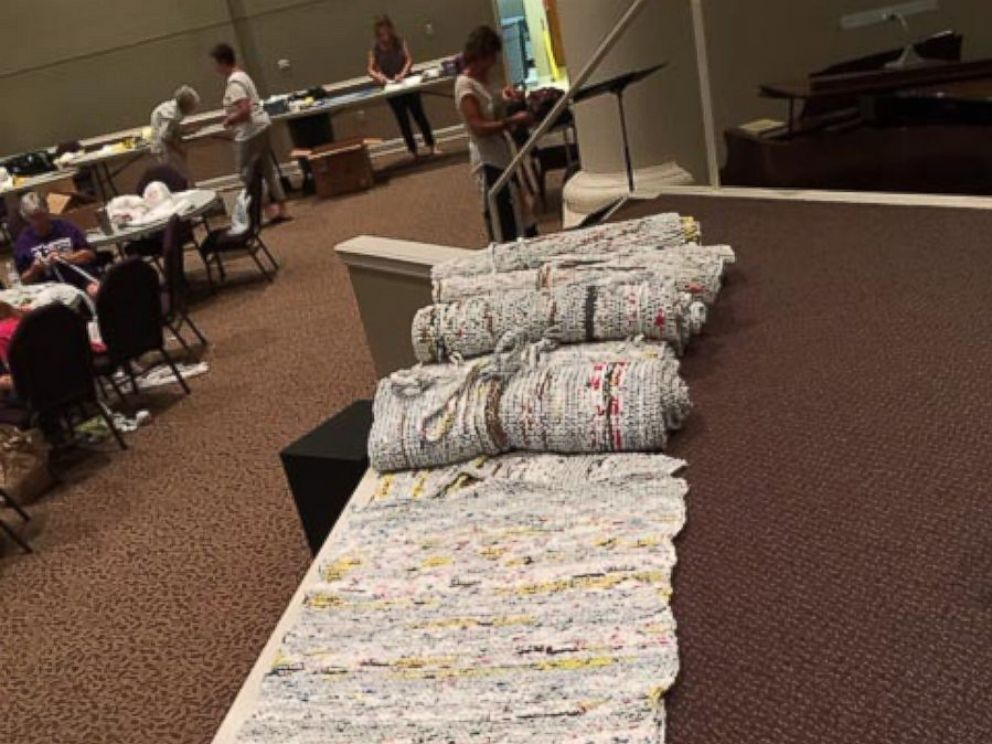Tennessee Church Group Turns Over 10 000 Plastic Bags Into