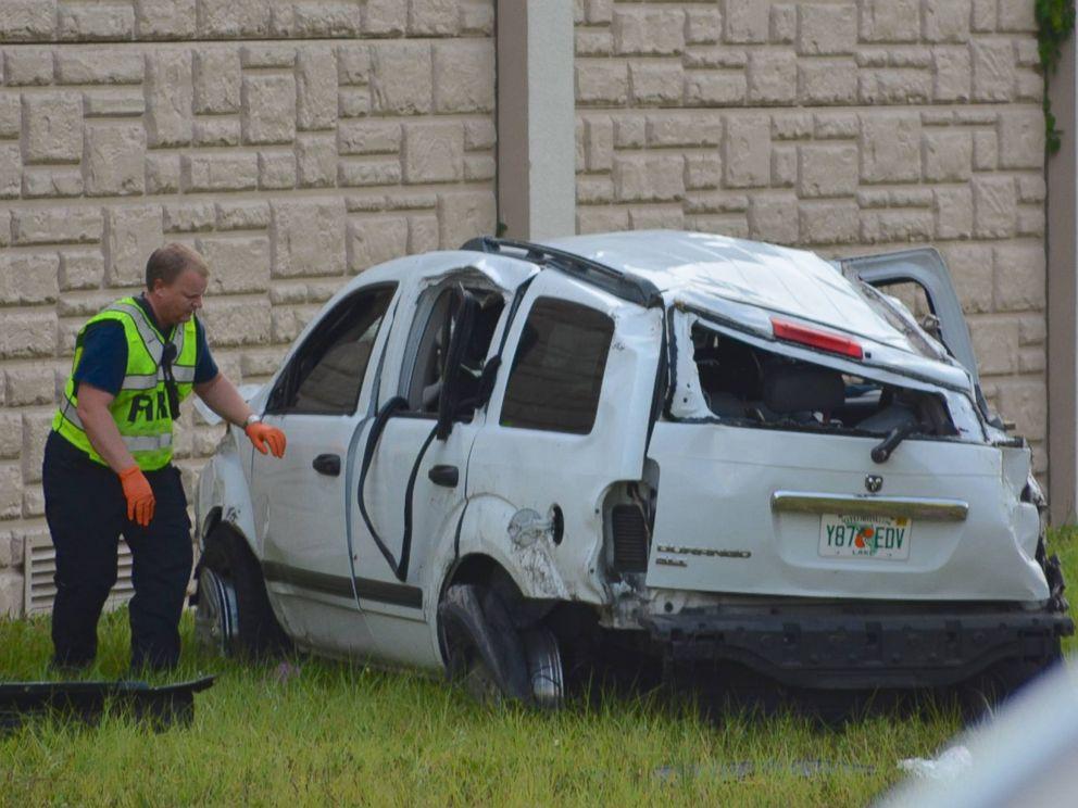 Florida Car Accident: 3 Girls Killed, 8 Injured In Car Crash Near Orlando