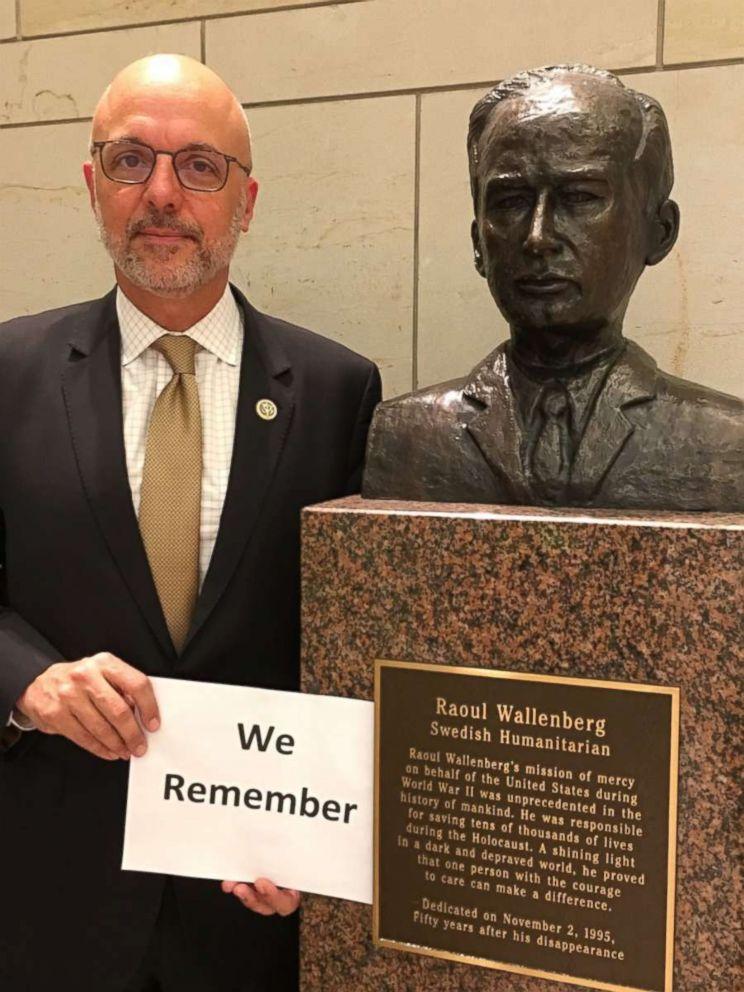 PHOTO: Representative Ted Deutch, D-Fla.
