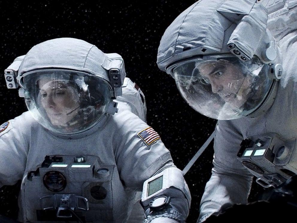 gravity dead astronaut face - photo #8