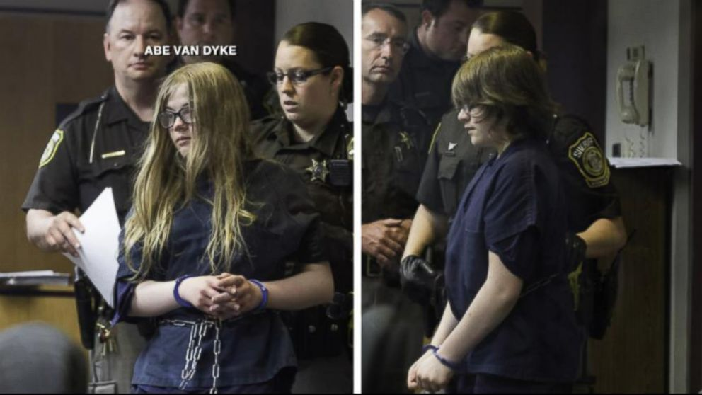 Girls Accused In Slender Man Stabbing Appearing In Court