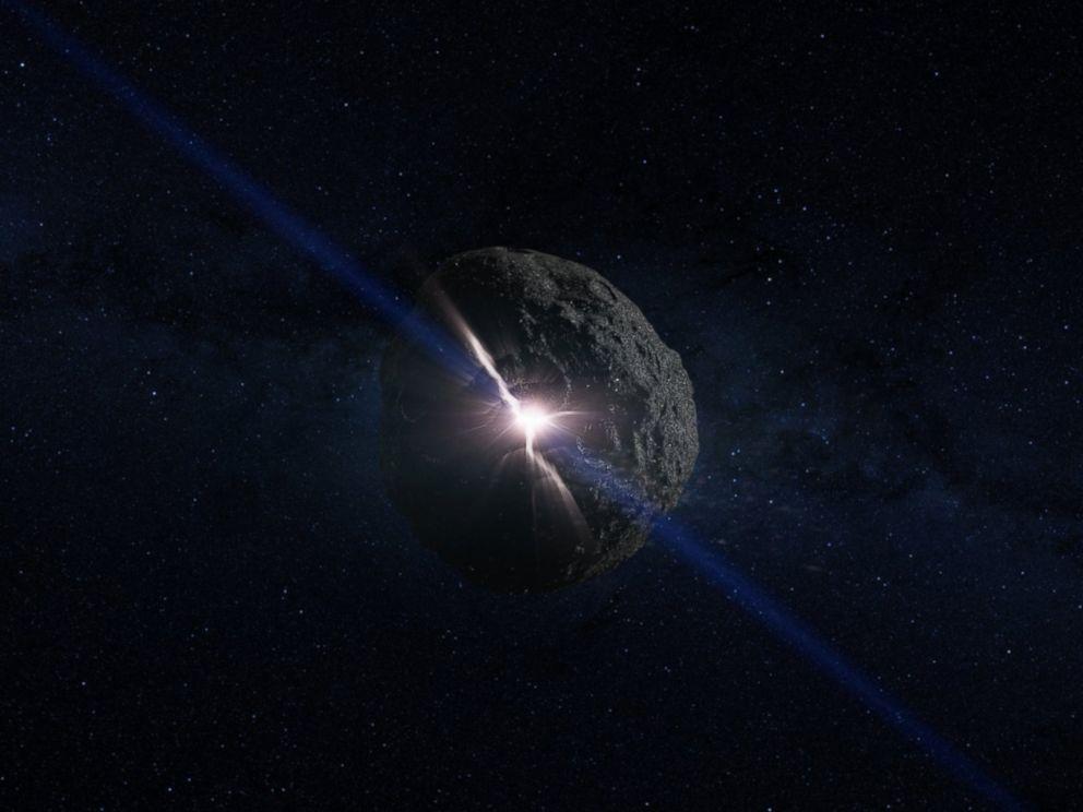 asteroid lab - photo #9