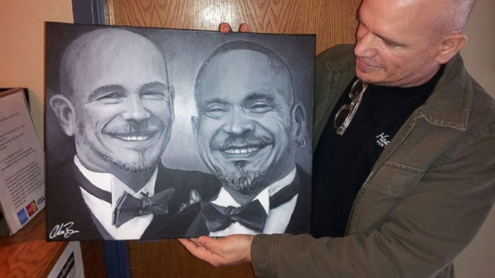 Art To Die For Missouri Artist Paints Portraits With
