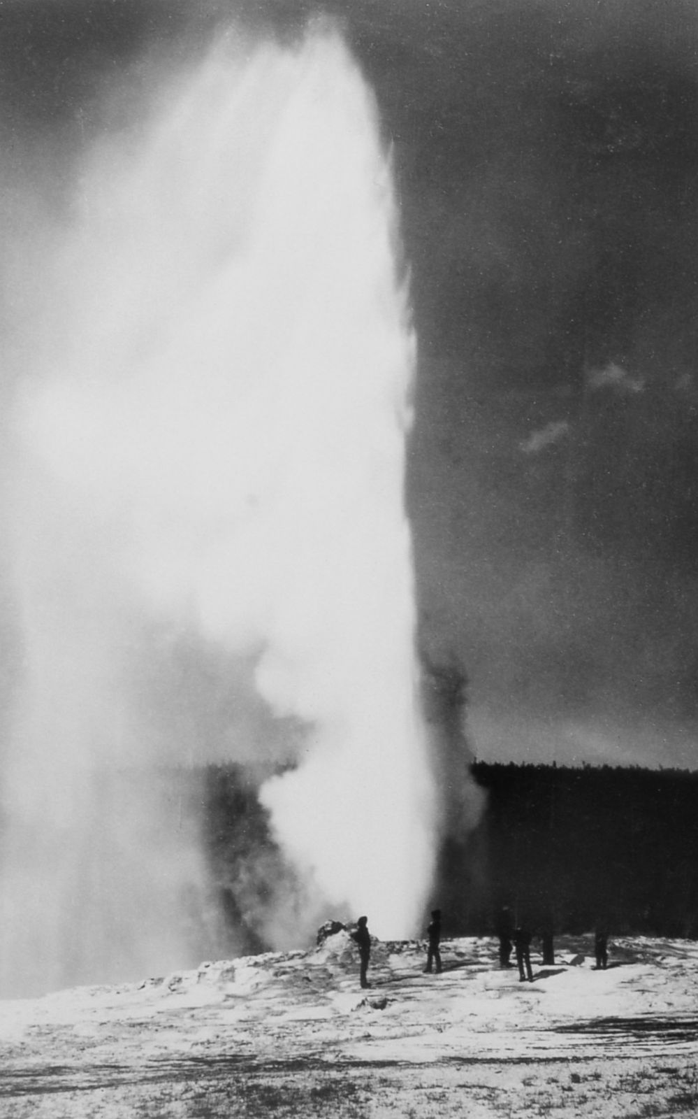 Picture | The Historic Photographs That Convinced Congress ... First Photographs Of Yellowstone