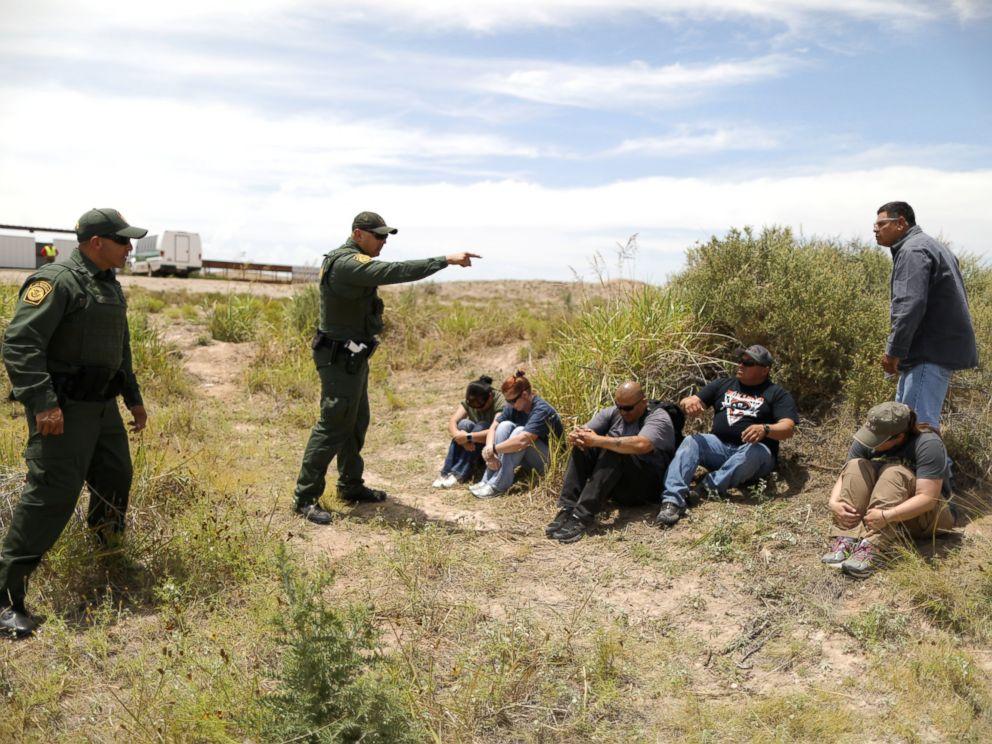 BORTAC: United States Border Patrol Tactical Unit
