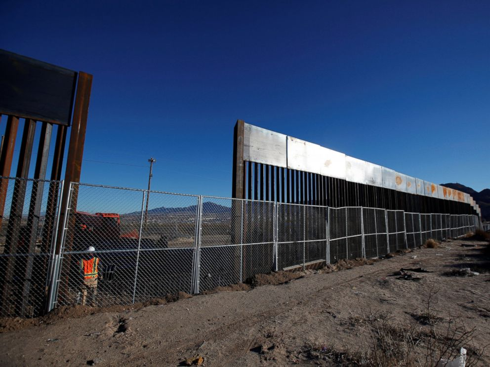 Nearly 700 Miles Of Fencing At The Us Mexico Border