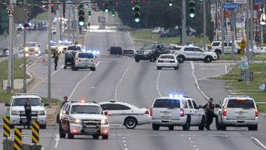 Gunman Identified in Shooting That Killed 3 Baton Rouge Officers