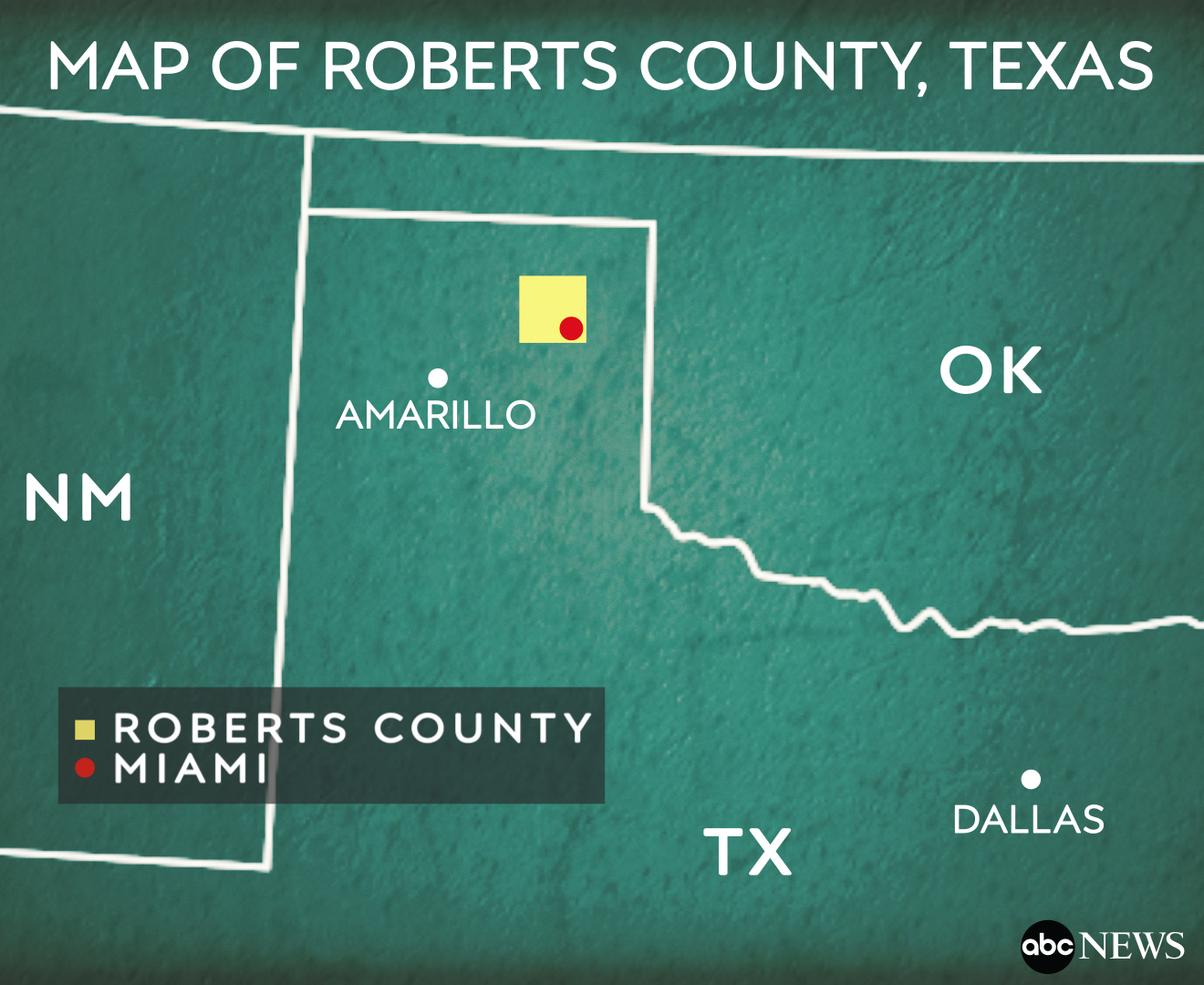 Roberts County: A year in the most pro-Trump town in America - ABC News