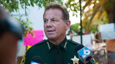Florida deputies have no confidence in sheriff who presided over the Parkland shooting, union says