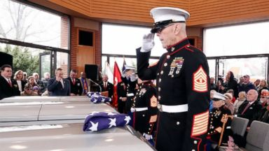 Unclaimed veterans buried with dignity, thanks to strangers