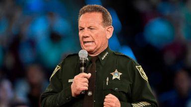 New Florida governor suspends sheriff over school massacre
