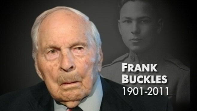 Last WWI Veteran Frank Buckles Lies in Repose at Arlington ...