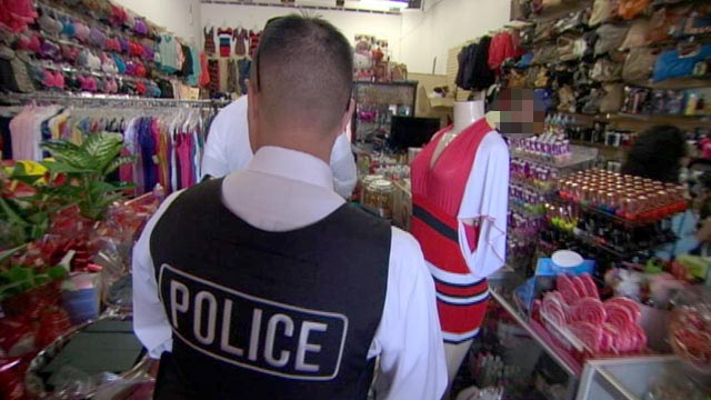 Image result for organized retail theft