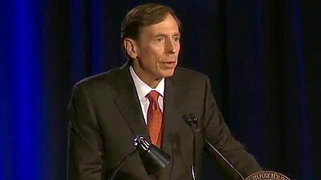 David Petraeus Dissertation