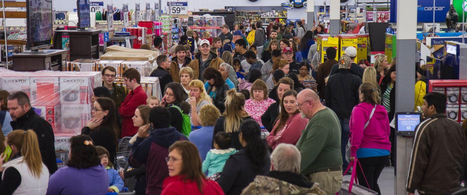 Black Friday: Why I Refuse to Go Shopping - ABC News