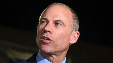 Avenatti, ex-girlfriend were fighting about money before alleged domestic violence occurred: Court docs