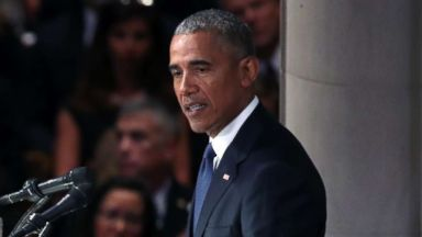 The Note: Obama takes the midterms stage