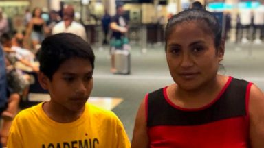 12-year-old reunited with grandmother after being sent to migrant shelter 900 miles from family