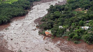 60 dead, nearly 300 missing after dam collapse in Brazil
