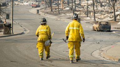 First responders detail harrowing evacuations when historic fire consumed Santa Rosa: 'Nature beat us handily'