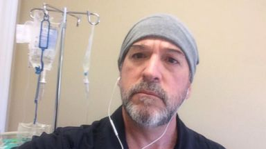 Florida teacher battling cancer thanks colleagues who 'threw their love' at him, donated sick days