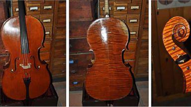 Rare $100,000 cello used to score 'Star Wars' soundtrack stolen