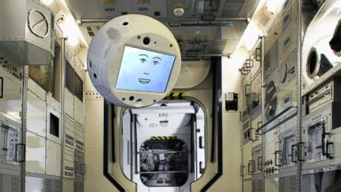IBM to send 'friendly' floating robot head named CIMON to International Space Station