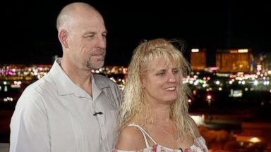 Las Vegas survivors to wed exactly 1 year after massacre: 'It's not going to define our lives'