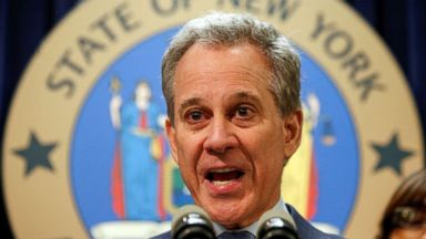 Prominent former NY attorney general won't face abuse charges