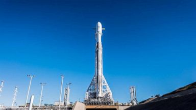 Fresh off Falcon Heavy, Elon Musk launches broadband test satellites
