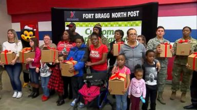 12 military families near Fort Bragg get their holiday layaways paid in full