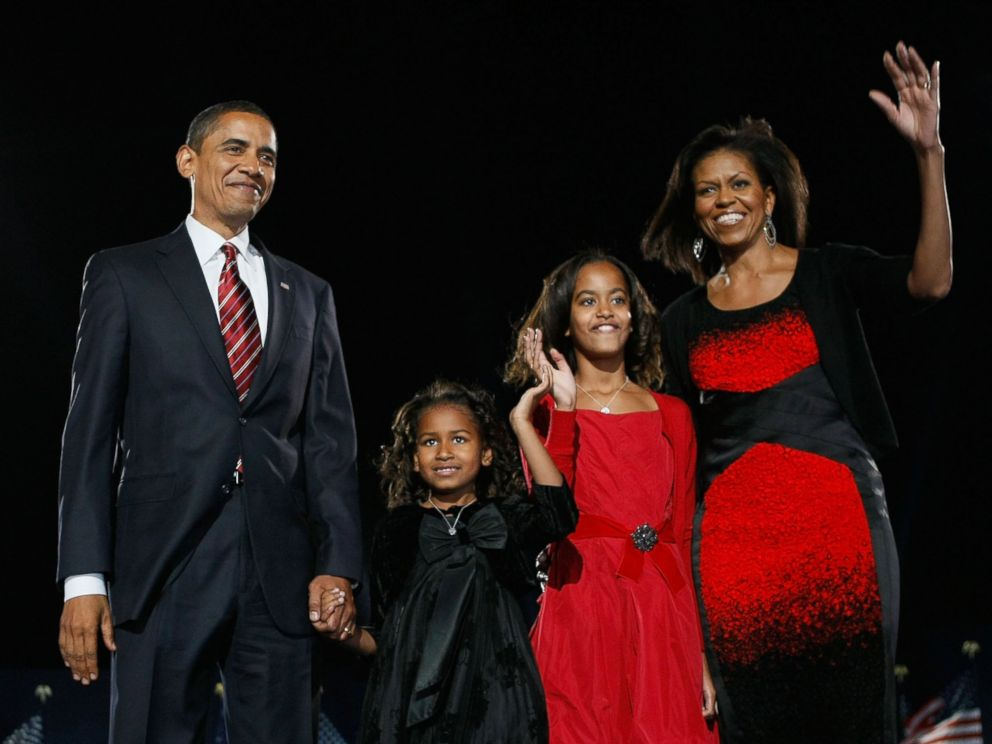 Obama Daughters' White House Swing Set Donated to Local ...