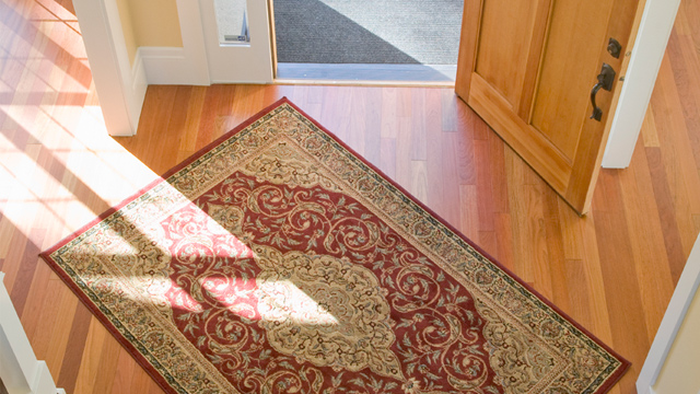 How To Protect Your Hardwood Floors Over The Holidays