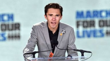 Parkland shooting survivor David Hogg calls for boycott of investment firms with stakes in gun makers