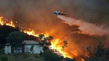 California man suspected of sparking massive wildfire interrupts 1st court appearance with bizarre outbursts