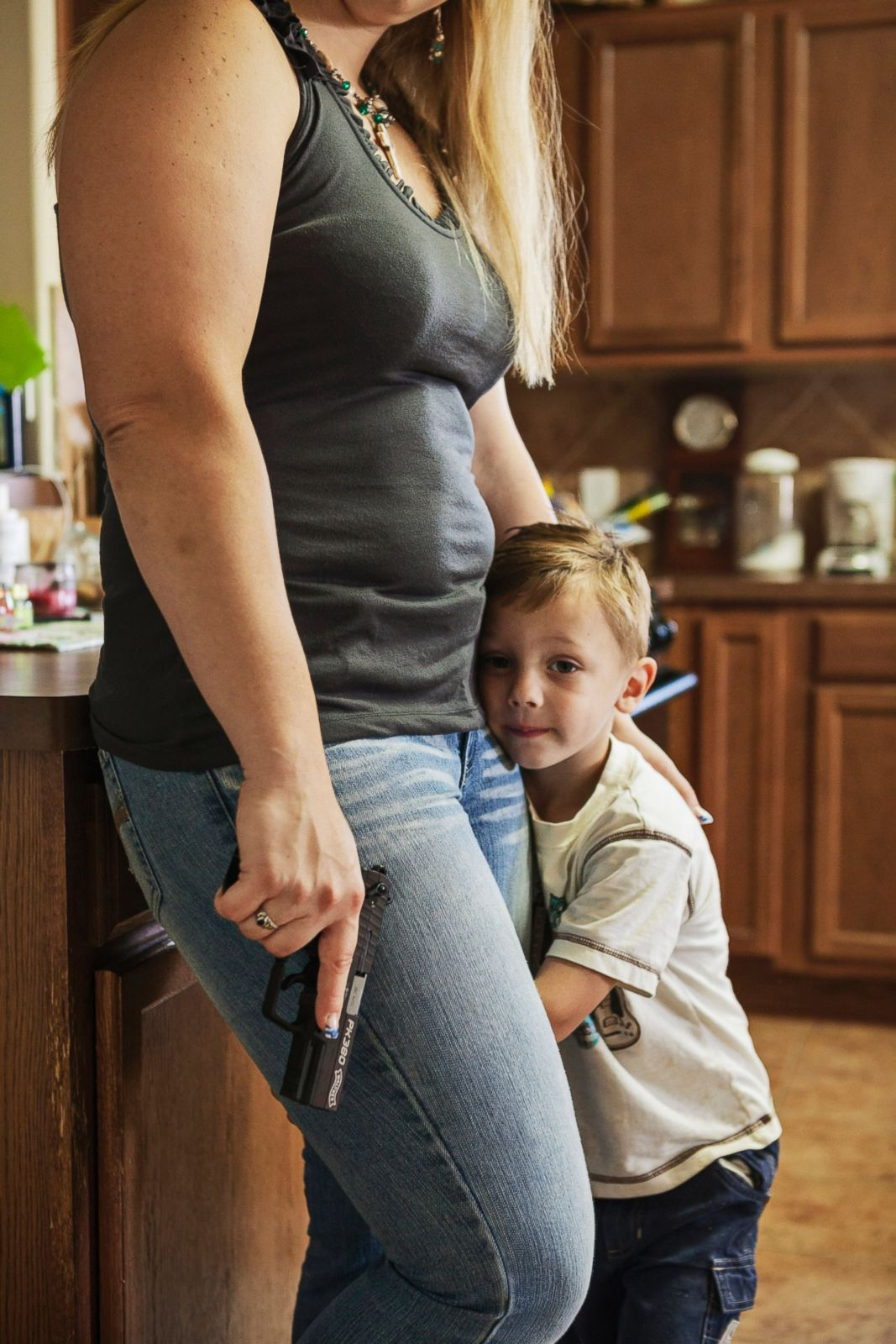 Texas Women Who Carry Guns Photos Image 4 Abc News