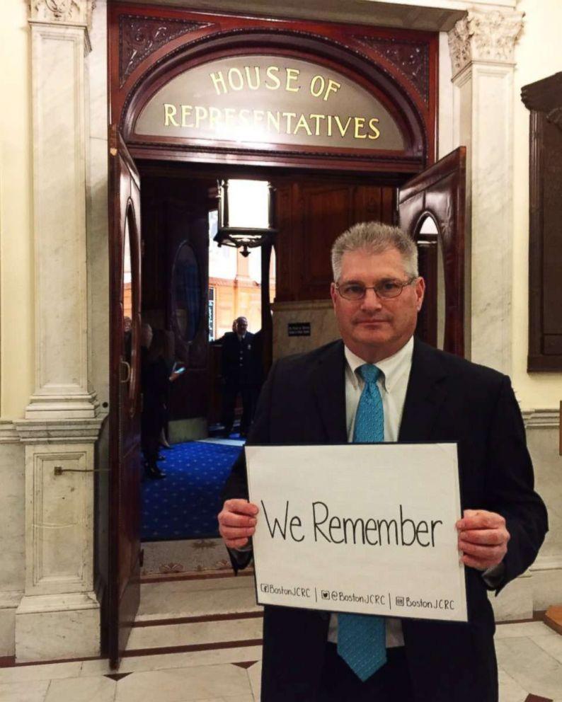 PHOTO: State Representative David P. Linsky, D-Mass.
