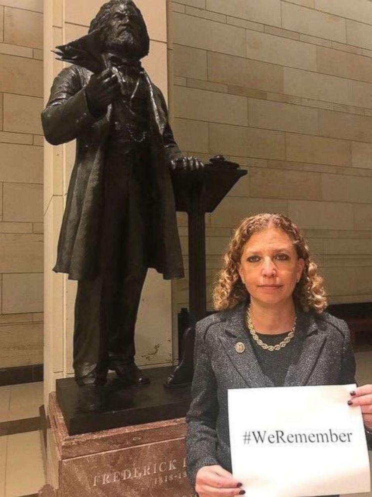PHOTO: Representative Debbie Wasserman Schultz, D-Fla.