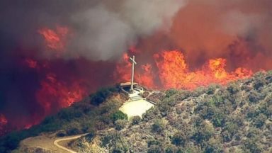 Los Angeles–Area Wildfire Spreads to 18,000 Acres, 82,000 Residents Evacuated