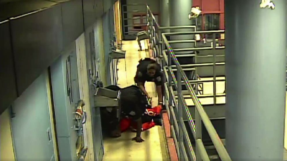 New Video Shows Teen Slammed By Guard Beaten By Inmates