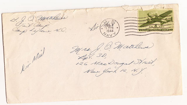sending a letter to someone ww ii letter finds home after nearly 70 years abc news 20866 | ht lost letter project mi 130531 wmain