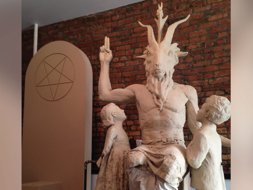 Satanist Statue Nearing Completion - but Where Will It Go ... - photo#12