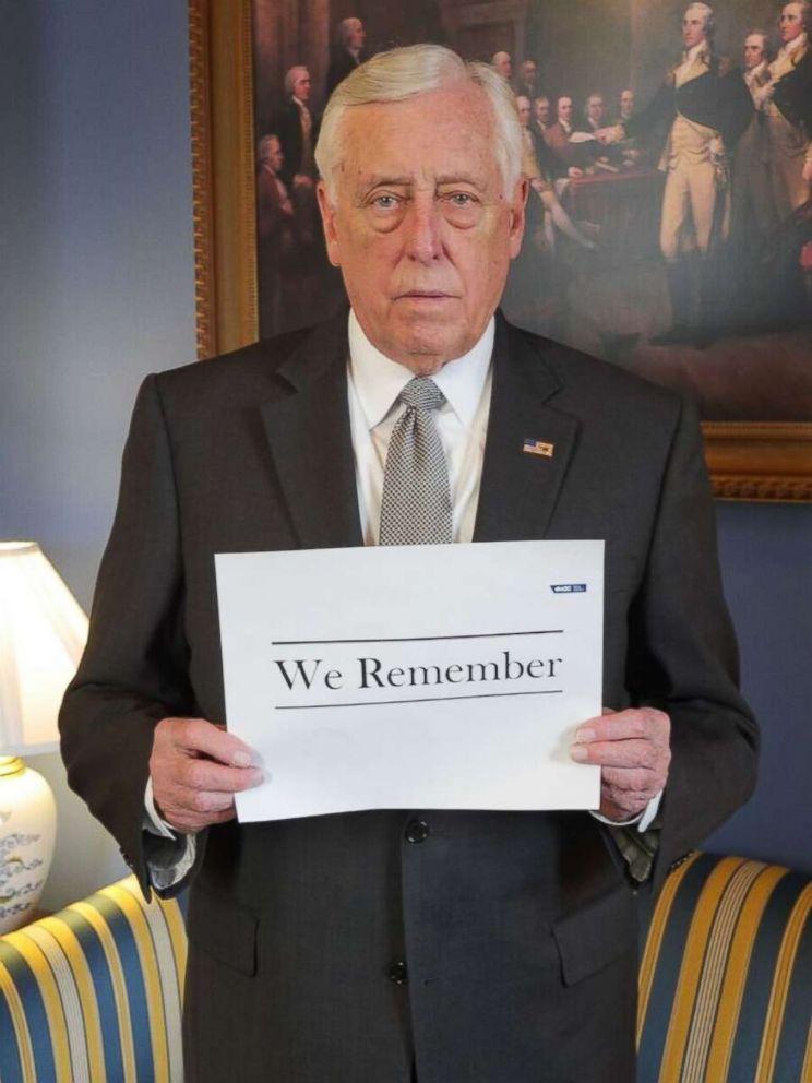 PHOTO: Representative Steny Hoyer, D-Maryland