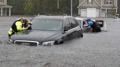 Florence flooding threat still real: 'Do not try to return home yet,' North Carolina governor pleads