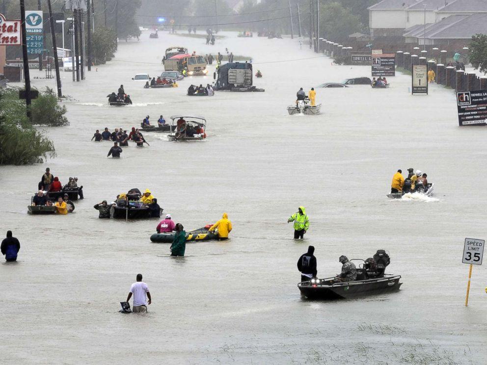 Image result for flooded streets harvey
