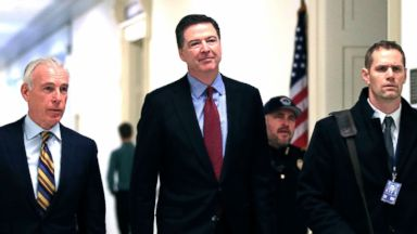 James Comey questioned by House Republicans about Trump-Russia, Clinton email probes
