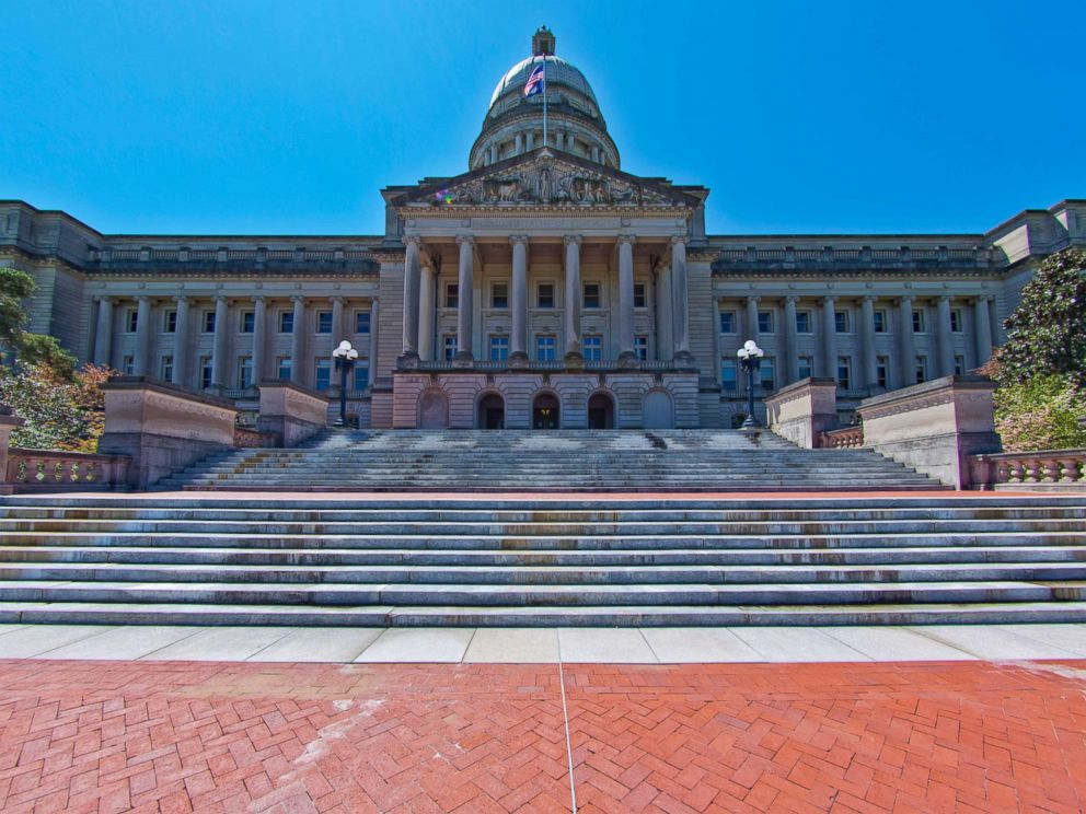 PHOTO: The Kentucky State Capitol in Frankfort, Ky. is pictured in this undated stock photo.