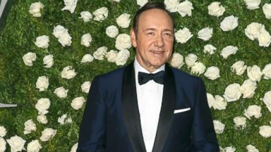 Kevin Spacey seeking 'evaluation and treatment' after allegedly making sexual advance on minor