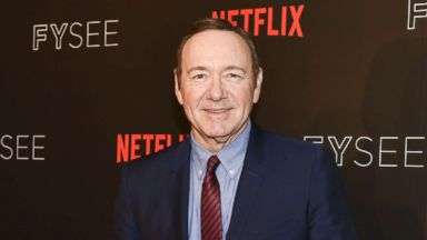 Filmmaker accuses Kevin Spacey of groping him at a bar in 2003