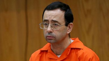 Disgraced gymnastics doctor's alleged victims file new lawsuits